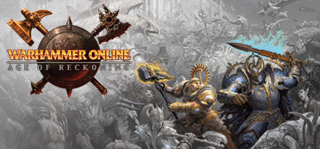 Logo for Warhammer Online: Age of Reckoning