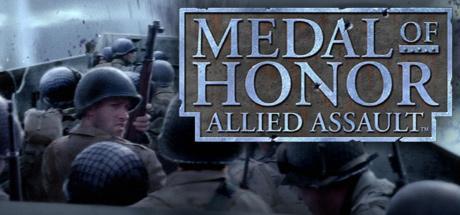 Logo for Medal of Honor: Allied Assault