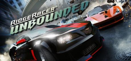 Logo for Ridge Racer Unbounded