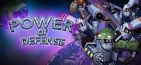 Logo for Power of Defense