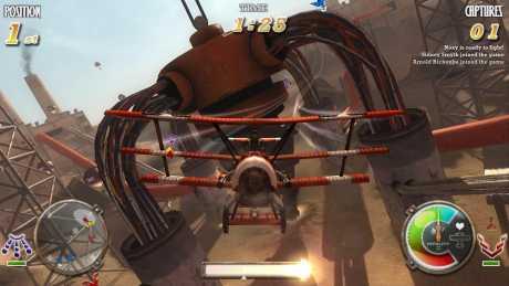 Dog Fighter: Screen zum Spiel Dog Fighter.