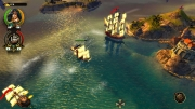 Pirates of Black Cove: Screenshot aus der Piraten-Strategie