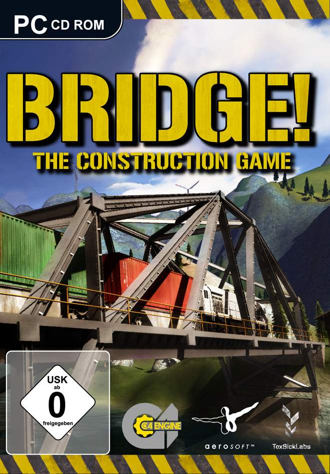 Logo for Bridge! Brückenbausimulator
