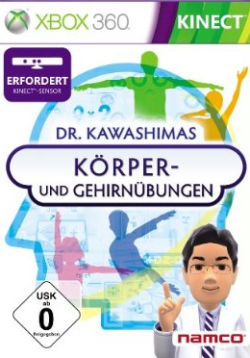 Logo for Dr. Kawashimas Körper- und Gehirnübungen