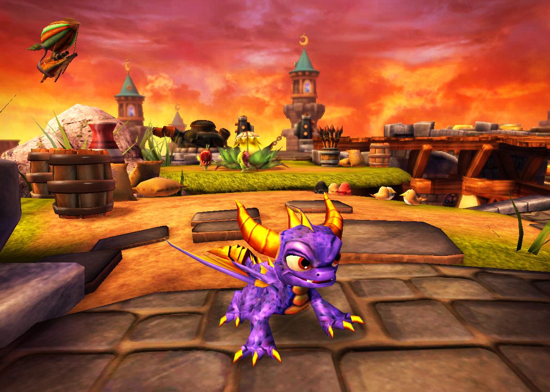 Skylanders Spyro's Adventure: Erste Screenshots aus dem innovativen Abenteuer