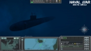 Naval War: Arctic Circle: Screenshot aus dem RTS-Titel