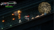 Hard Corps: Uprising: Screenshot aus dem Arcadetitel