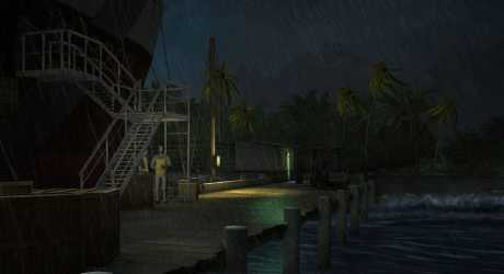 Jurassic Park: Screen zum Spiel Jurassic Park.