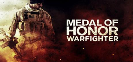 Logo for Medal of Honor: Warfighter