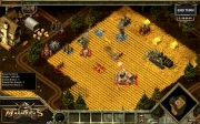 Iron Grip: Marauders: Screenshot aus dem Strategie-Browsergame