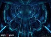 Miner Wars 2081: Concept art by Piotr Szekalski
