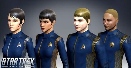Star Trek Online - Entwickler verschenken kostenlose Discovery-Uniformen und Typ-7-Shuttles