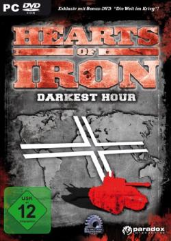 Logo for Hearts of Iron 2: Darkest Hour