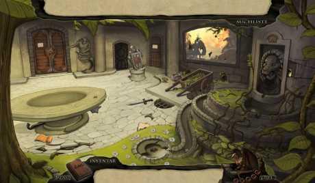 Drachenwächter: Die Prophezeihung: Screen zum Spiel Drachenwächter: Die Prophezeihung.