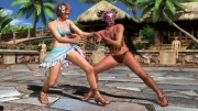 Tekken Tag Tournament 2: Screenshot aus dem Beat'em-Up