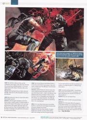 Ninja Gaiden 3: Scans aus dem offiziellen Xbox Magazin