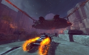 Crasher: Screenshot aus dem Multiplayer-Rennspiel