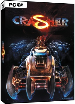 Logo for Crasher