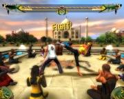 Capoeira: Screen aus dem Beat´em Up Kampfspiel Capoeira.