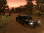 GM Rally: Screenshot aus der Rally-Simulation