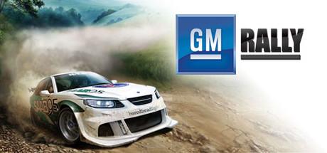 Logo for GM Rally