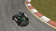 Kart Racing Pro: Screenshot aus dem Kart-Rennspiel