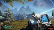 Tribes: Ascend: Screenshot zum Titel.
