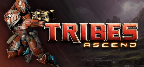 Logo for Tribes: Ascend