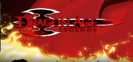 Logo for Dragon Age: Legends