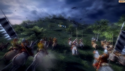Real Warfare 2: Northern Crusades: Screenshot zum Titel.