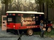 The Rockin' Dead: Screenshot aus dem Adventure mit Anaglyph-3D Technologie