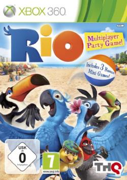 Logo for Rio