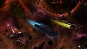 Starpoint Gemini: Screenshot aus dem kostenlosen Gladiator DLC