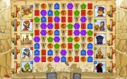 Tiny Token Empires: Screenshot aus dem rundenbasierten Strategie-Spiel meets Puzzlegame