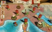 Tiny Token Empires: Screenshot aus dem rundenbasierten Strategie-Spiel meets Puzzlegame