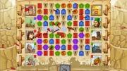 Tiny Token Empires: Der Spieler hat eine Vierer-Reihe beim Puzzle geknackt.