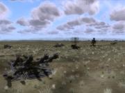 DCS: A-10C Warthog: Screenshot aus der Kampfflug-Simulation