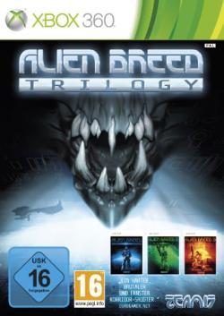 Logo for Alien Breed Trilogy