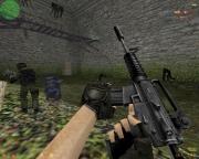 Counter Strike: Screen aus dem erfolgreichsten Mehrspieler Shooter.