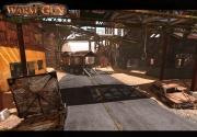 Warm Gun: Screen aus der MP Map Lost Highway.