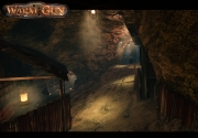 Warm Gun: Screen aus der MP Map Heart of Darkness.