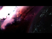 Dark Horizon: Screenshot aus dem  Weltraum-Shooter Dark Horizon