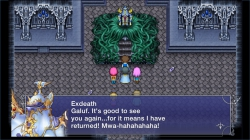 Final Fantasy V: Screenshots September 15