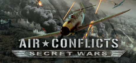 Logo for Air Conflicts: Secret Wars