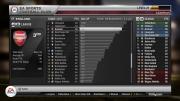 FIFA 12: Screenshot zum neuen Ingame-Feature EA SPORTS Football Club