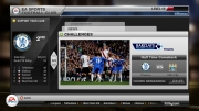 FIFA 12: Screenshot zum neuen Ingame-Feature EA SPORTS Football Club