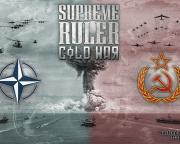 Supreme Ruler: Cold War: Wallpaper in einer Grösse von 1280*800 zum Strategie Titel.