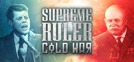 Logo for Supreme Ruler: Cold War