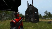 Greg Hastings Paintball 2: Screenshot aus dem authentischen Paintballspiel