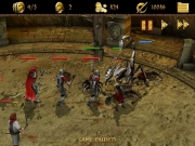 Two Worlds II: Castle Defense: Screen aus dem Strategie Titel zur Rollenspielreihe.
